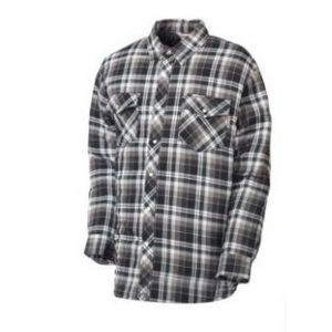 Adults' Quilt Lined Flannel Shirt