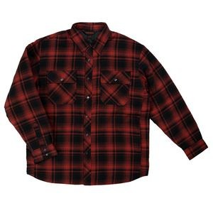Tough Duck™ Quilt Lined Flannel Shirt