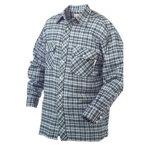 Snap Front Flannel Shirt