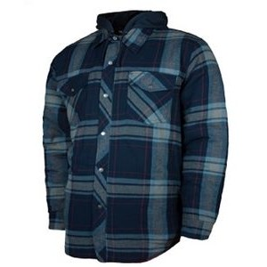 Tough Duck™ Fooler Front Quilt Lined Flannel Shirt